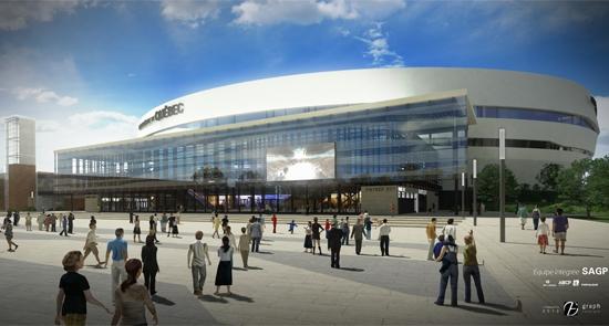 Arena Rendering